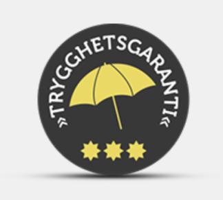 Waterproof Direct Sverige AB Trygghetsgaranti